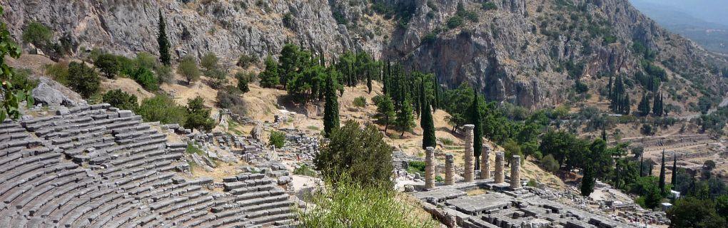 Řecko, foto L. Vélová