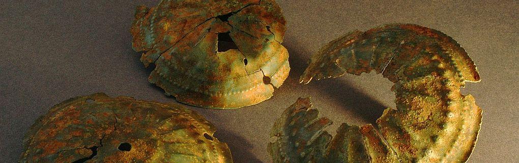 Střední doba bronzová, foto L. Káchová