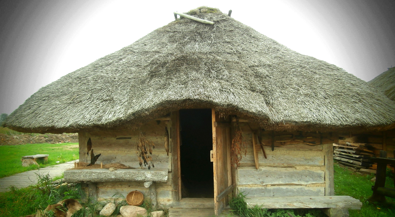 Raněstředověký archeoskanzen ve Wolinu, Polsko, foto V. Mikešová