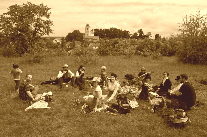 Piknik na Pičhoře