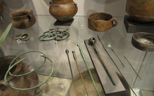 Bronzové šperky, milavečská skupina (foto: Viktoria Čisťakova)
