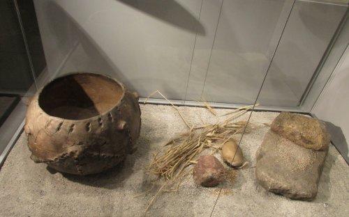 Neolitická keramika (foto: Viktoria Čisťakova)
