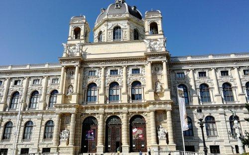 Naturhistorisches Museum ve Vídni