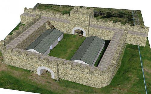 Zdroj: http://en.wikipedia.org/wiki/File:Mile_Castle.jpg