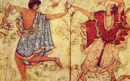 Datování tanečníků salsy