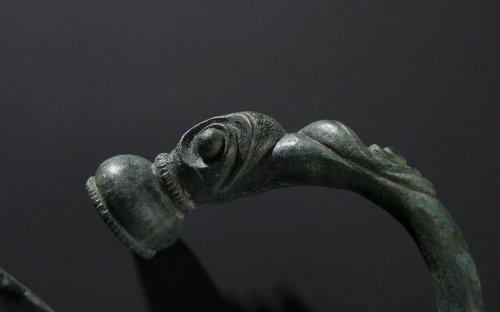 Detail zdobení náramku, Národní muzeum